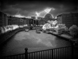 Berlin infrared by MichiLauke