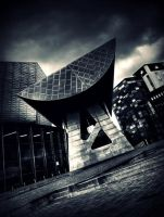 The Lowry Centre by 4420