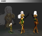 Ivory - concept art by TheRapace