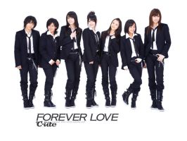 C-ute - Forever Love by f00jin