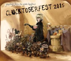 Clucktoberfest 2015 by Pika-la-Cynique