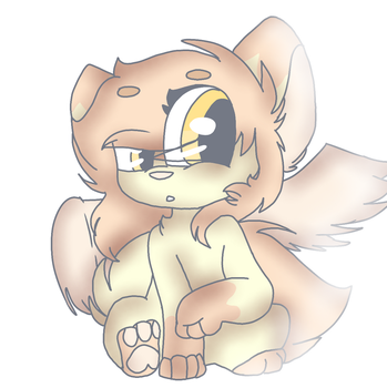 a drawing I did for Dina by Galaxy-sharko