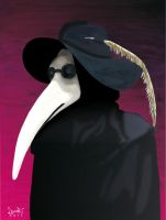 Plague Doctor by Sturby