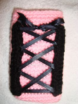 corset iPod cozy by Angie85