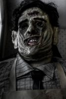 Leatherface by JoeyDeMarco