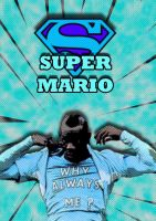 Super Mario by thomasdyke