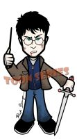 Harry Potter by toonseries