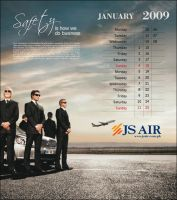 JS AIR Calendar 2 by isiza