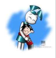 MLaaTR: A Warm Hug for Tuck by Raingrass
