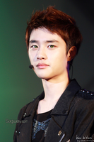 Green Eyes Kyungsoo - D.O. by SwagSagwa