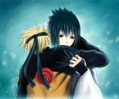 Narusasu__Never let you go by leejun35