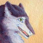 Sergal Portrait (Free to Use) by HageIcons