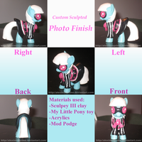 Photo Finish Custom FOR SALE ON E-BAY by AleximusPrime