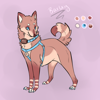 Shiba Inu for Chocostars by FirstNoelle