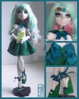 Sailor Neptune outfit by DojiArai