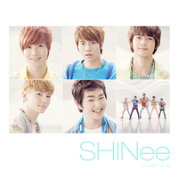 SHINee by xanzie