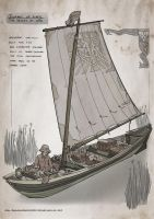 Kor-Whale Boat by CaconymDesign