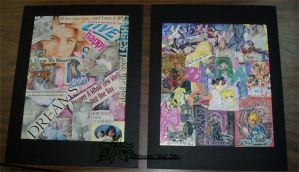 Collages Project by lilly-peacecraft