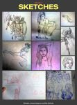 Sketches Compilation by fdrawer