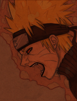 Naruto - The Nine Tail's Chakra by VampireSelene13