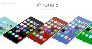 iPhone 6 concept by mycenter