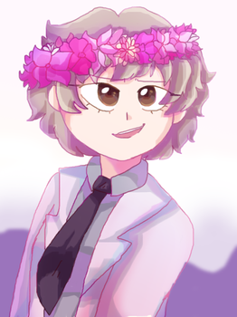Flower Crown by aronora