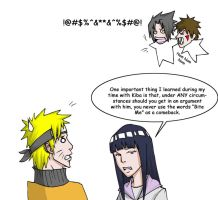 Wise Words From Hinata by ihatecollege