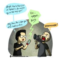 Ghost Adventures in a nutshell by Dulcamarra