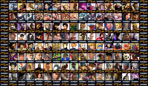 Street Fighter X Tekken Wallpaper by xXKyraRosalesXx