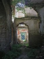 Ruins stock 18 palace interior by Finsternis-stock
