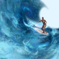 Surfer by Colliemom