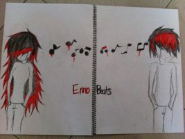 Emo Beats by souleaterartist