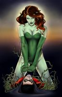 Poison Ivy by MDiPascale