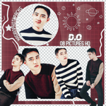 Pack Png 038 // D.O (EXO). by xAsianPhotopacks