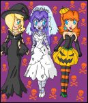 happy halloween 2012 by ninpeachlover