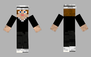 Beck Hansen Minecraft Skin by foexzya