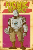 Atomic Robo by cool-slayer