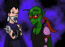 TTC: Namek on the half shell by dragonballdeviants