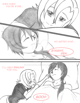 RWBY - No Matter What, I'll Keep Smiling by chihano14