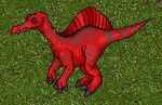 JP Spinosarus Furcadia Avatar by Valforwing