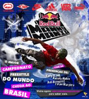 Poster Red Bull Manny Mania by fullvocal