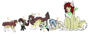Adopts :OPEN: by Melancholy-Nurse