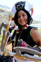 Otakon 2011 Talim by DarkGyraen