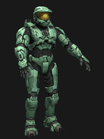 Newest Master Chief Material by Keablr