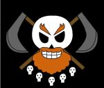 Bloodberg Pirates jolly roger by privateCancer