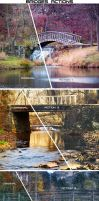 Bridges - Photoshop Action by interesive