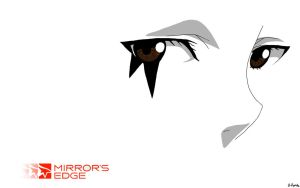 Mirrors Edge Wallpaper windows by DrRiptide