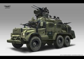 Vehicle Design by EstevesLuis