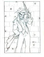 Joker with a Gun by RAHeight2002-2012
