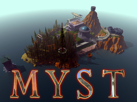 MYST by zapperoni
